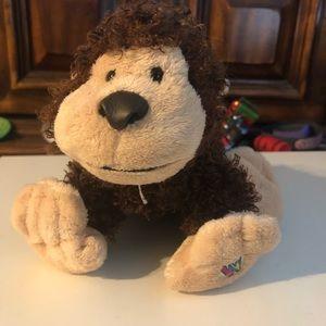 Retired Monkey Webkinz